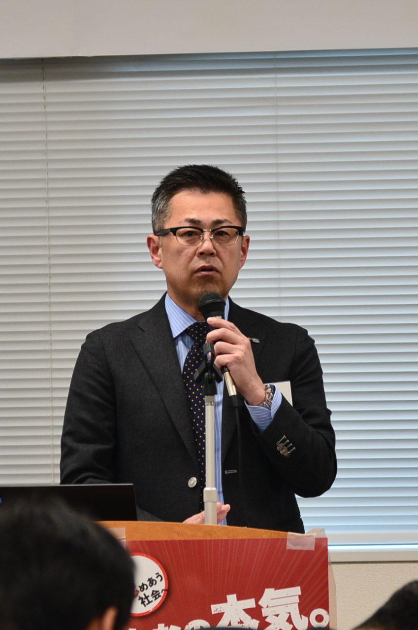 川野JAM副書記長